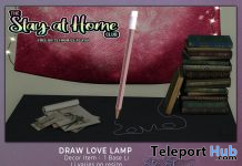Draw Love Lamp March 2020 Gift by Star Sugar - Teleport Hub - teleporthub.com