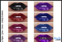 Exotic Lip Gloss Fatpack March 2020 Group Gift by Trend Makeup - Teleport Hub - teleporthub.com