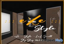 EvE Small Sky Shop Promo by eXe Style - Teleport Hub - teleporthub.com