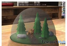 Snow Globe 1L Promo Gift by Fox Hollow Gift Shop - Teleport Hub - teleporthub.com