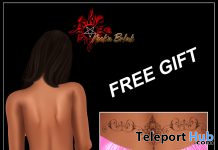 Lower Back Tattoo March 2020 Group Gift by Nick'n Br!nK - Teleport Hub - teleporthub.com