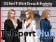 New Release: [S] Keri T-Shirt Dress & Bralette by [satus Inc] - Teleport Hub - teleporthub.com