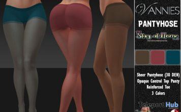 Pantyhose April 2020 Gift by VANNIES - Teleport Hub - teleporthub.com