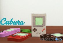 GameToy April 2020 Group Gift by Cubura - Teleport Hub - teleporthub.com