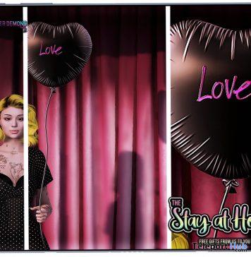 Love Balloon April 2020 Gift by Inner Demons - Teleport Hub - teleporthub.com