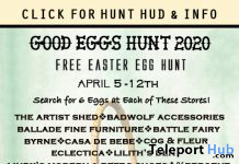 Good Eggs Hunt 2020 - Teleport Hub - teleporthub.com