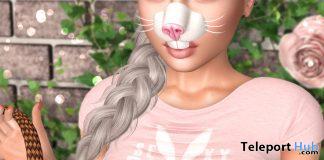 Sexy Bunny Top April 2020 Group Gift by ChicModa - Teleport Hub - teleporthub.com