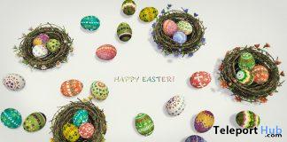 Easter Egg April 2020 Group Gift by HPMD - Teleport Hub - teleporthub.com