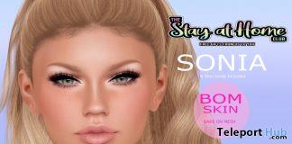 Sonia BOM Skin 6 Tones April 2020 Gift by WOW Skins - Teleport Hub - teleporthub.com