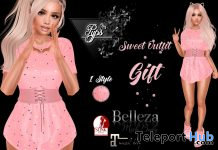 Sweet Outfit April 2020 Gift by Pyps - Teleport Hub - teleporthub.com