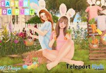 MS Design's Easter Egg Hunt 2020 - Teleport Hub - teleporthub.com