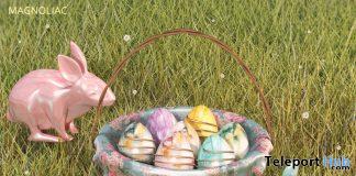 Easter Set April 2020 Group Gift by Magnoliac - Teleport Hub - teleporthub.com