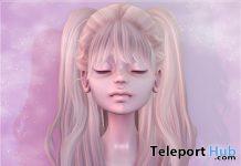 Fiore Hair April 2020 Gift by NYNE - Teleport Hub - teleporthub.com