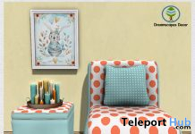 Beatrix Chair Set April 2020 Group Gift by Dreamscapes Art Gallery - Teleport Hub - teleporthub.com