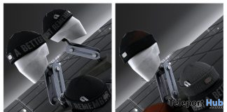 The Slasher Beanie April 2020 Group Gift by REPRESENT - Teleport Hub - teleporthub.com