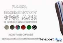 Odor Mask April 2020 Gift by PLAAKA - Teleport Hub - teleporthub.com
