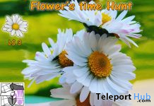 Flower's Time Hunt 2020 - Teleport Hub - teleporthub.com
