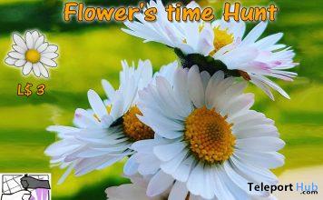 Flower's Time Hunt 2020 - Teleport Hub - teleporthub.com