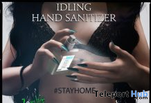 Idling Hand Sanitizer April 2020 Gift by Unfazed x S.Z - Teleport Hub - teleporthub.com