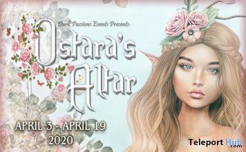 Ostara's Altar 2020 Event & Hunt - Teleport Hub - teleporthub.com