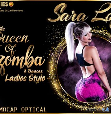 New Release: Ladies' Kizomba Solo Dance Pack by Paragon Dance Animations - Teleport Hub - teleporthub.com