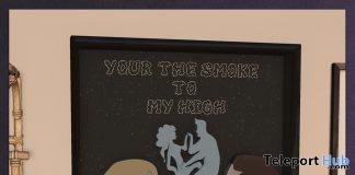 Smoke2High Shadow Box April 2020 Gift by Star Sugar - Teleport Hub - teleporthub.com