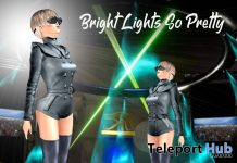 Bright Lights So Pretty Pose Pack May 2020 Gift by ChiC Buildings - Teleport Hub - teleporthub.com