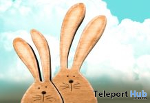 Easter Bunny Easter 2020 Group Gift by Pure Poison - Teleport Hub - teleporthub.com