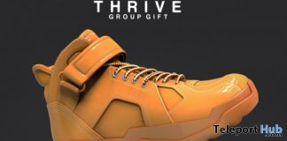 The B-Ball Sneakers April 2020 Group Gift by THRIVE - Teleport Hub - teleporthub.com