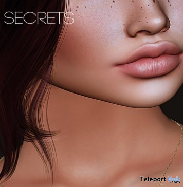 Hope Necklace April 2020 Gift by SECRETS - Teleport Hub - teleporthub.com