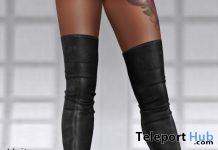Nicolette Boots May 2020 Group Gift by RUMBI - Teleport Hub - teleporthub.com