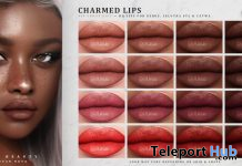 Charmed Lips June 2020 Group Gift by IVES - Teleport Hub - teleporthub.com