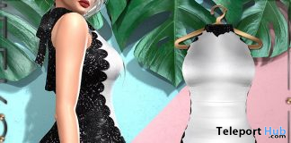 Hera Materials Sequin Dress 100L Promo by NEEKO - Teleport Hub - teleporthub.com