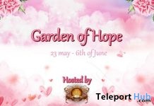 Garden of Hope May 2020 - Teleport Hub - teleporthub.com