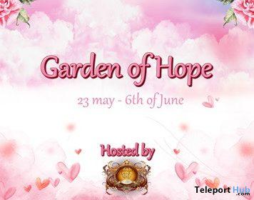 Garden of Hope May 2020 - Teleport Hub - teleporthub.com