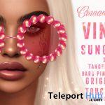 Vintage Summer Sunglasses May 2020 Group Gift by Cinnamon Cocaine - Teleport Hub - teleporthub.com