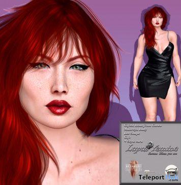 Lee Shape For Catwa Freya Bento Head May 2020 Group Gift by Lupus Femina - Teleport Hub - teleporthub.com
