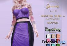 Mystery Skirt V2 Fatpack May 2020 Gift by Dreamcatcher - Teleport Hub - teleporthub.com