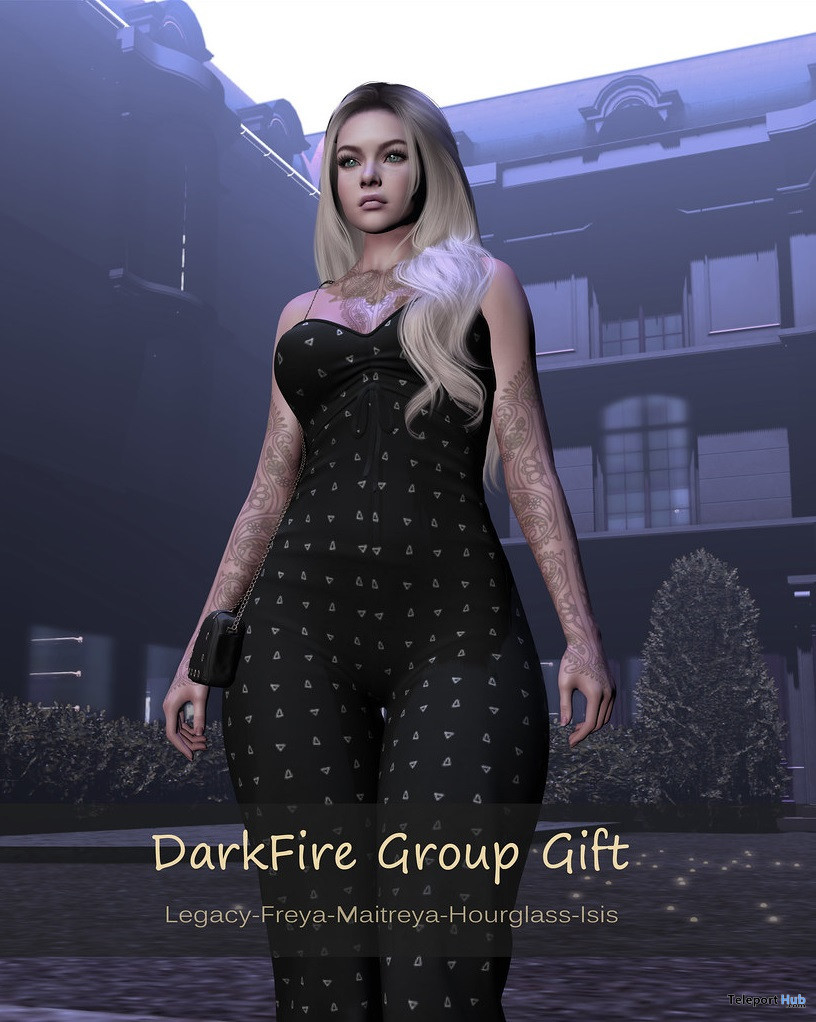 Jumpsuit May 2020 Group Gift by DarkFire - Teleport Hub - teleporthub.com