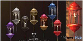 Divya Hanging Candle May 2020 Group Gift by MADRAS - Teleport Hub - teleporthub.com