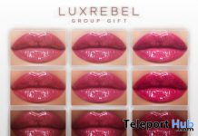 Love Y Lipsticks For Genus Mesh Head May 2020 Group Gift by LUXREBEL - Teleport Hub - teleporthub.com
