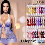 Ashlee Lingerie Fatpack June 2020 VIP Group Gift by LYBRA - Teleport Hub - teleporthub.com