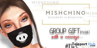 Anti-Virus Mask May 2020 Group Gift by Mishchino INC. - Teleport Hub - teleporthub.com