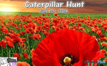 Caterpillar Hunt 2020 - Teleport Hub - teleporthub.com