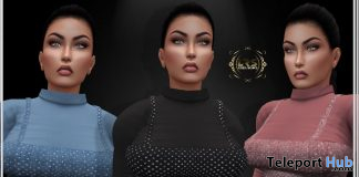 Sara Dress Pack Teleport Hub Group Gift by LRS Creations - Teleport Hub - teleporthub.com