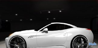 Rarri Cali Drop White Car May 2020 Gift by Billionaire Motor - Teleport Hub - teleporthub.com