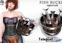 Fish Bucket May 2020 Group Gift by PPK - Teleport Hub - teleporthub.com