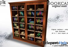 Bookcase Group Gift by PPK - Teleport Hub - teleporthub.com