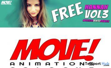 Hannah 41 Bento Dance Gift by MOVE! Animations Cologne - Teleport Hub - teleporthub.com