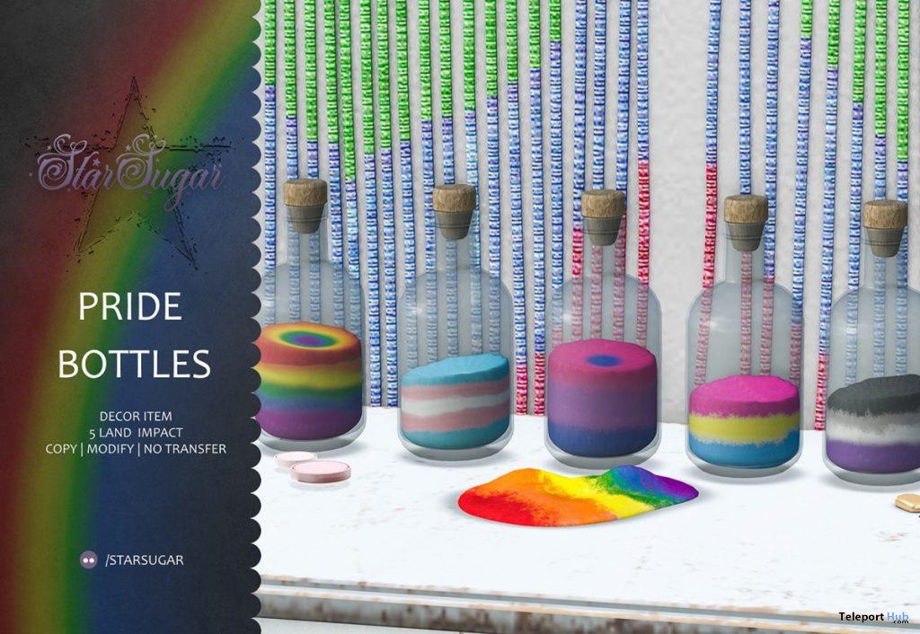 Bottles of Pride June 2020 Gift by Star Sugar - Teleport Hub - teleporthub.com